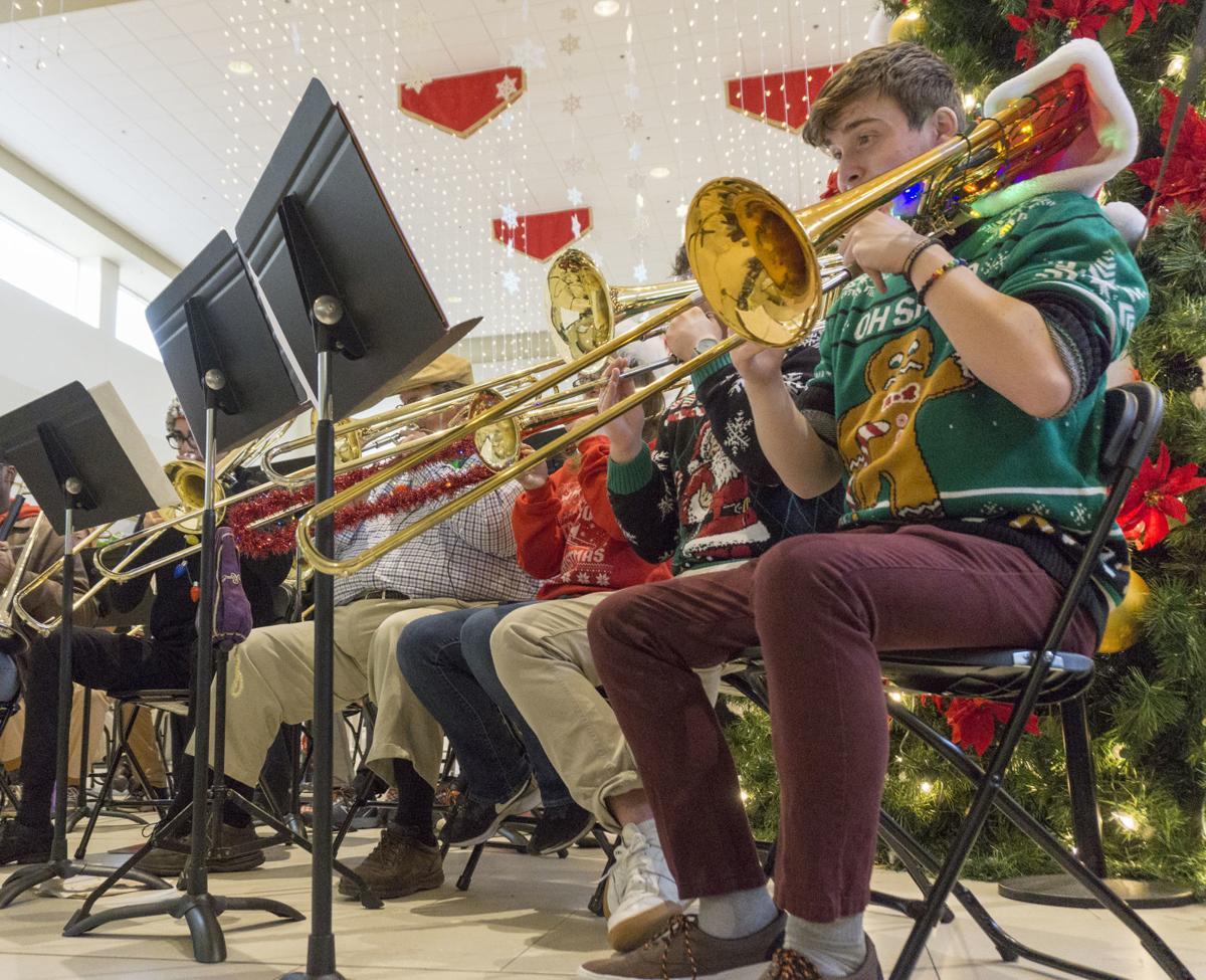 Trombone Christmas, Harrisonburg, VA 2019